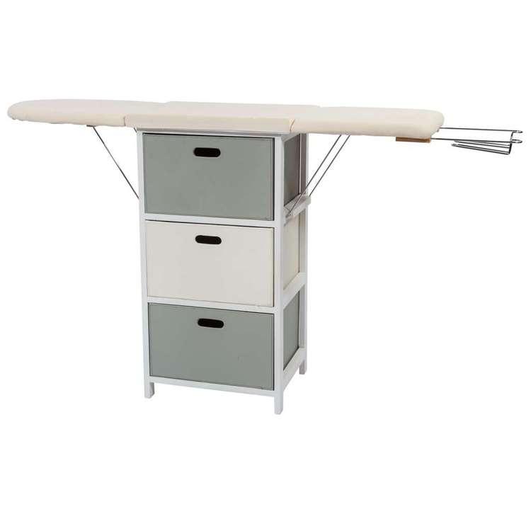 La web de la decoracion y el mueble en la red muebles for Mesa planchar plegable