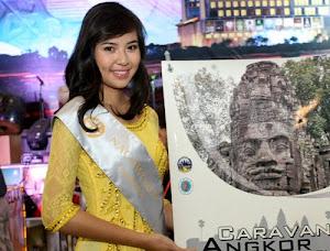 Á hậu Kiều Khanh làm đại sứ du lịch NagaWorld