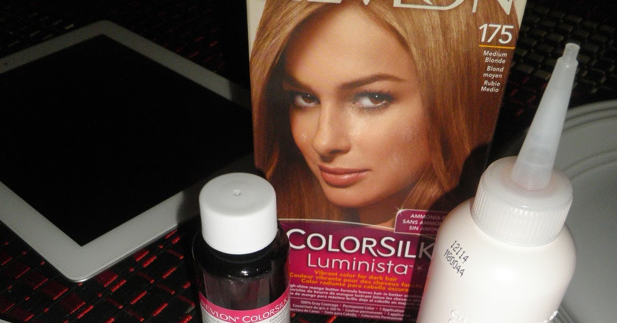 Illy Ariffin Revlon Colorsilk Luminista Hair Color Product Review