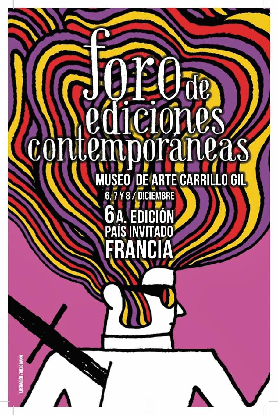 6ta. Edición del Foro de Ediciones Contemporáneas (FoEC)