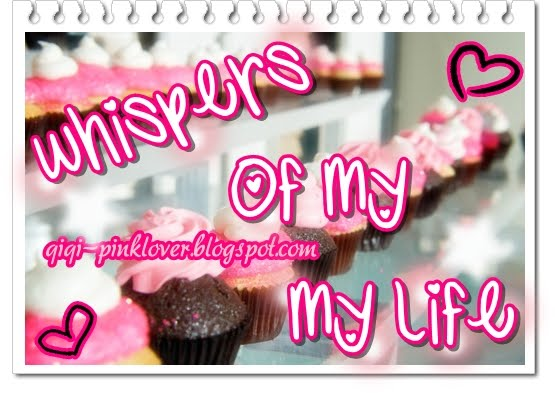 whispers of my life :)