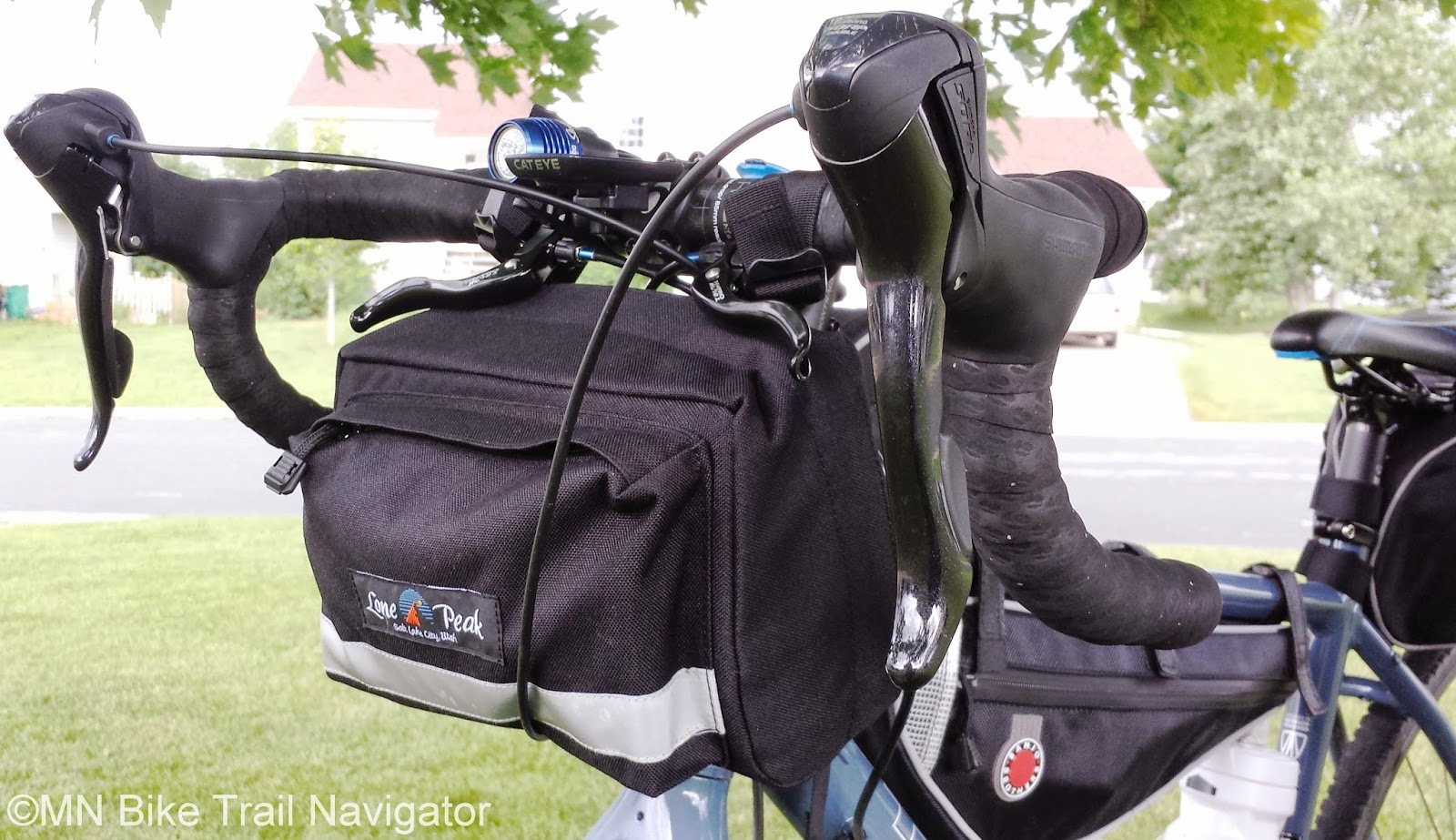 Mn Bike Trail Navigator Product Review Lone Peak Pfeifferhorn