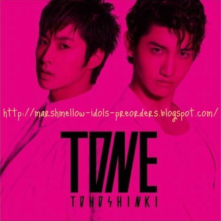 """DBSK/THSK/TVXQ >> Album Japonés """"Tomorrow"""" TVXQ%2BTone%2BJap%2BAlbum%2BA"""