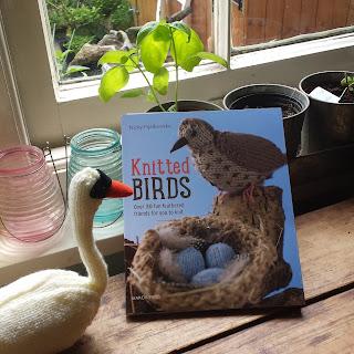 Knitted Birds by Nicky Fijalkowska Search Press