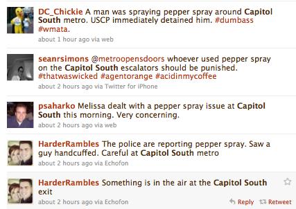 Pepper Spray Incident at Capitol South  sc 1 st  Pezcame.Com & Metroopensdoors Bus Schedule u0026 DC Metro And Bus- Screenshot