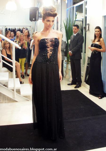 vestidos de fiesta 2013 Maureene Dinar 2013