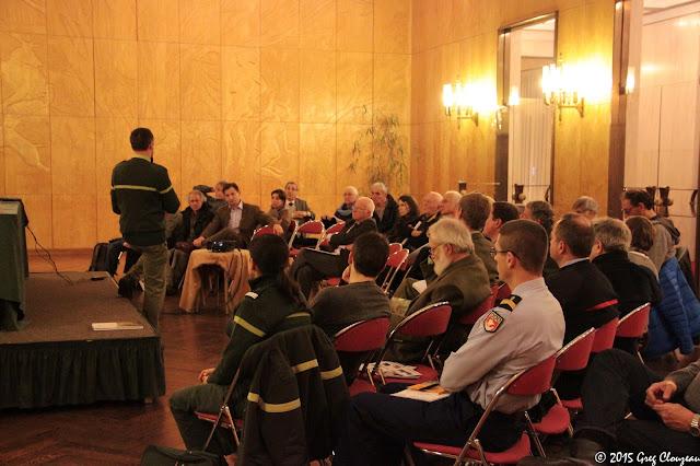 Sylvain Ducroux présente le nouveau Plan d'aménagement forestier pour Fontainebleau et les Trois Pignons