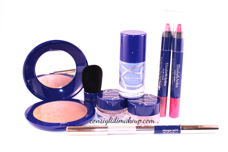 Collezione Make Up Summer Escape Elizabeth Arden [Prime Impressioni & Swatches]