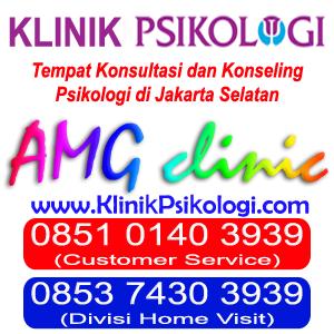 Tempat Konsultasi dan Konseling Psikologi di Jakarta Selatan
