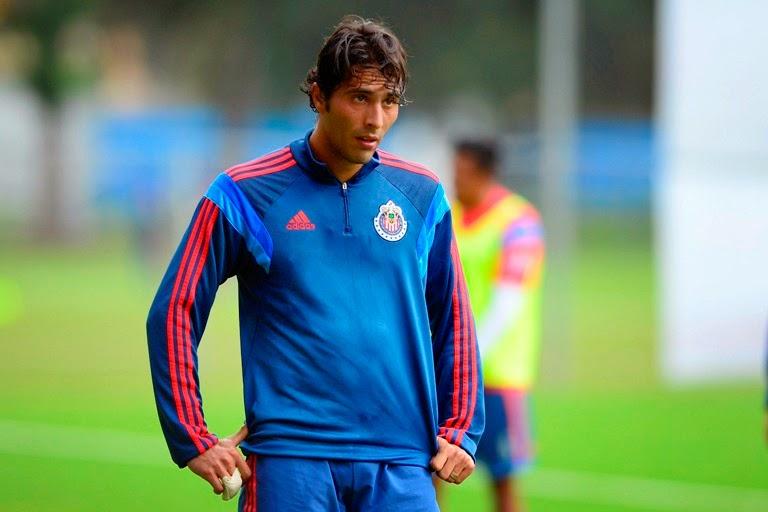 Aldo de Nigris llegó a Chivas para el Apertura 2013.