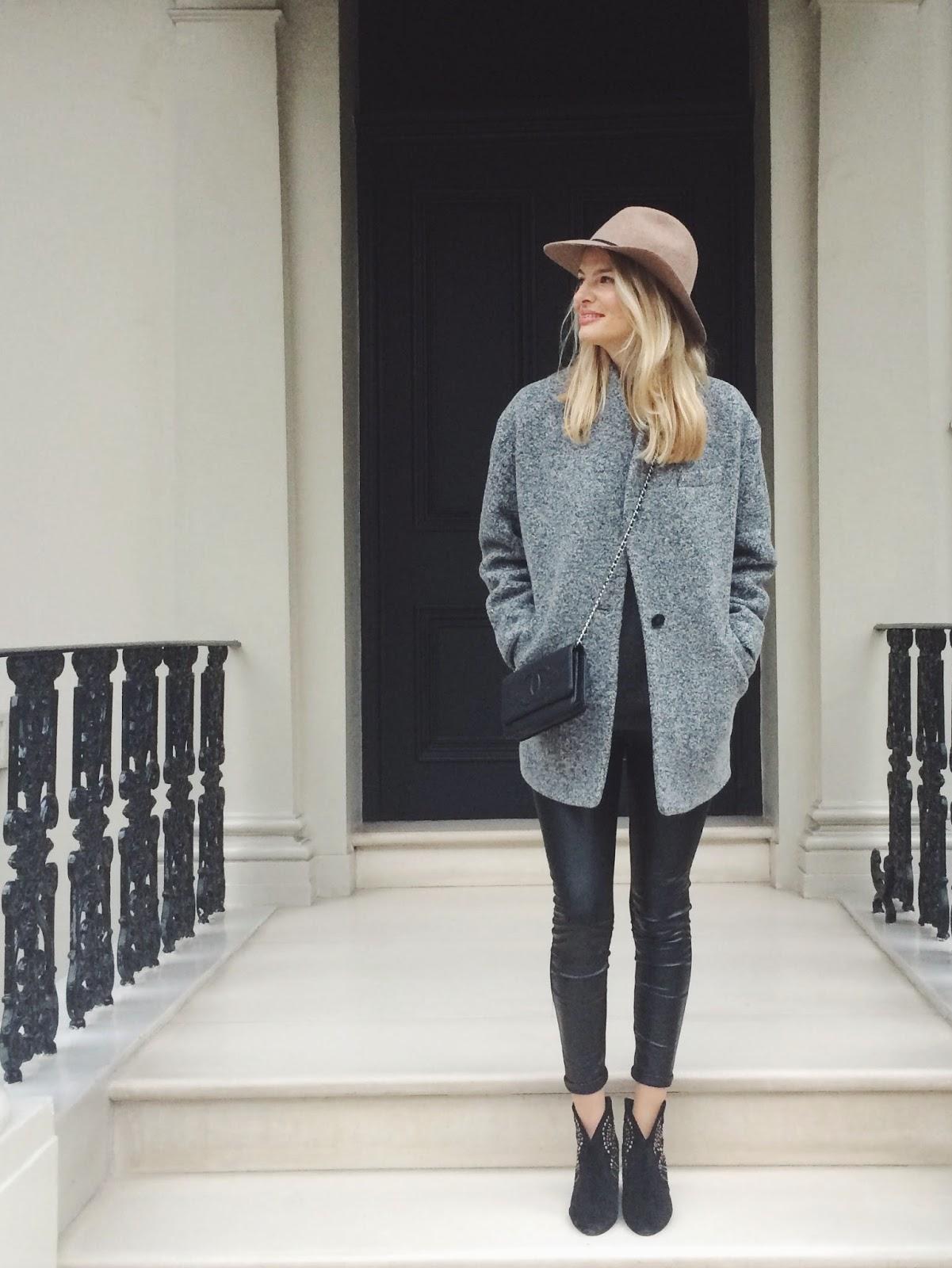 Grey Coat Chrissabella