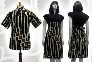 dress batik 2013