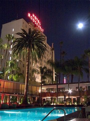 Roosevelt Hotel Hollywood 32