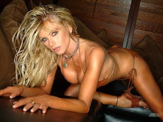 model Nikki Ziering