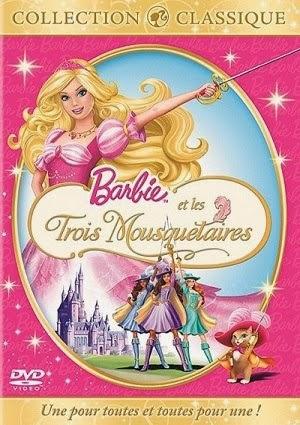 Regarder barbie et les trois mousquetaires 2009 film en - Barbie les trois mousquetaires ...
