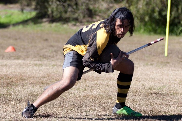 Quidditch chaser