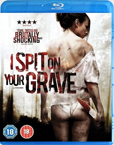 I Spit on Your Grave 2010 Unrated BRRip 480p 300mb ESub