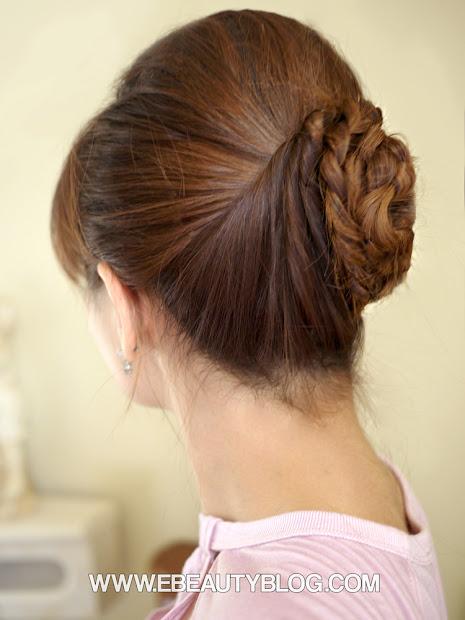 beautiful long hair updos