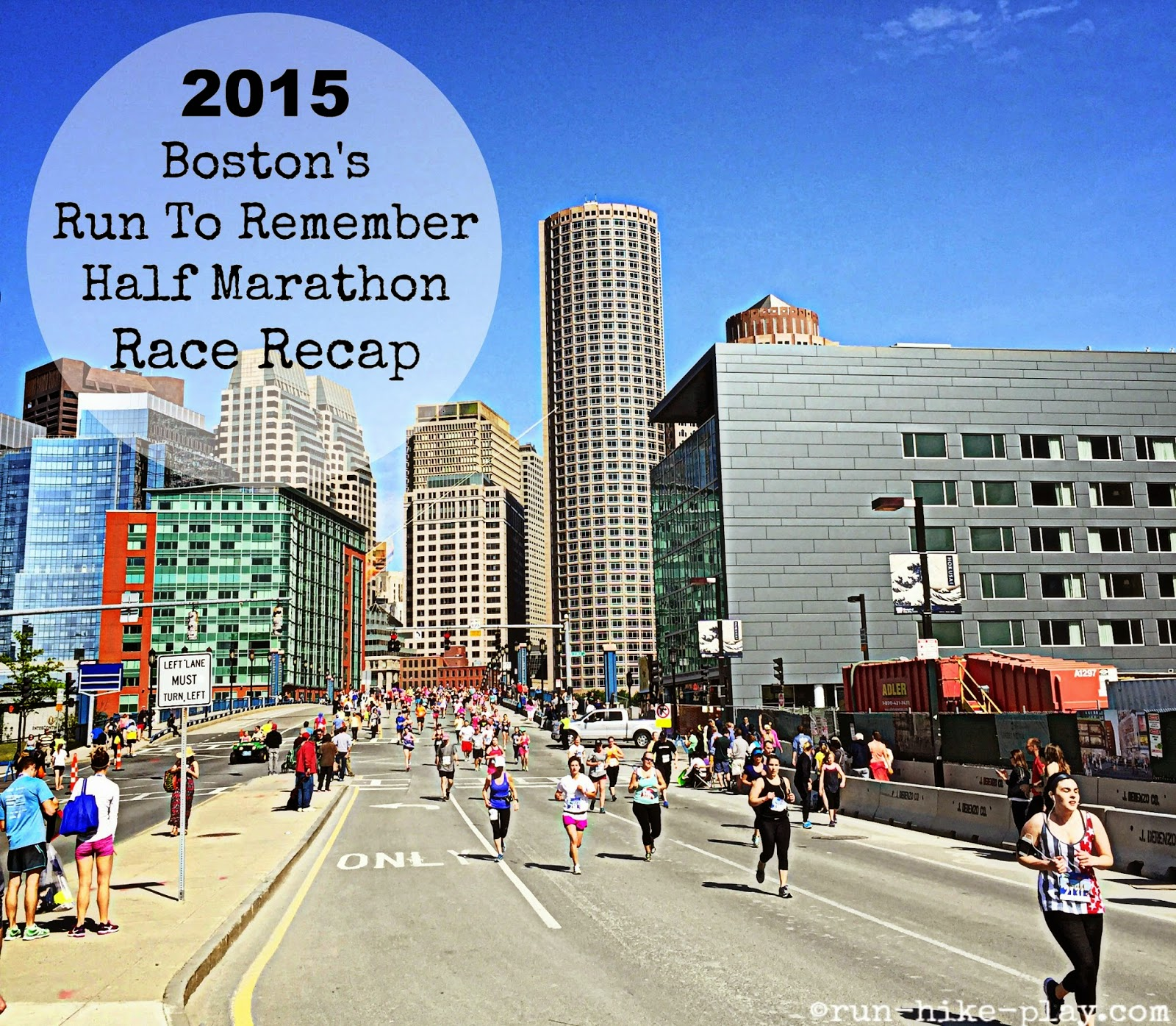 Boston's Run To Remember - View The Race