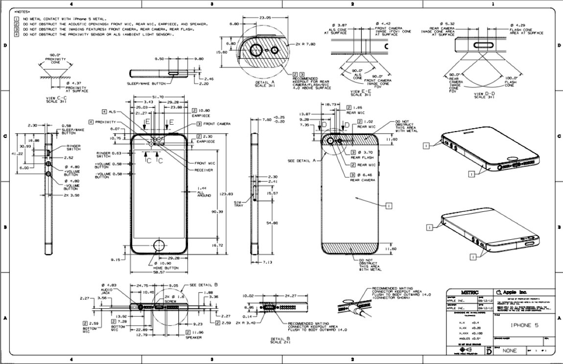 Apple IPhone 5 Diagram on kenmore elite dishwasher drain pump