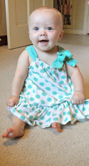 Gap Baby Polka Dot Dress