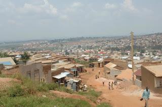 Kampala slum Uganda Acholi Quarter