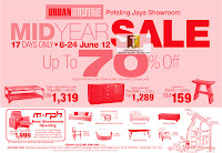 Urban Culture Mid Year Sale