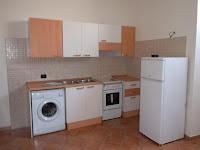 Lavadora en las cocinas