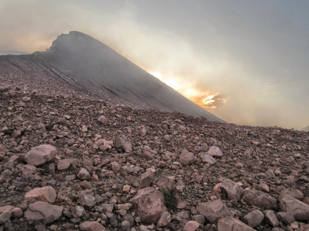 Treking en volcán Telica