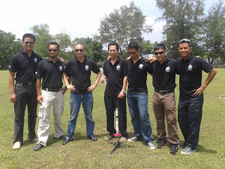 Rocketry in Penang