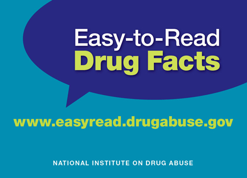 A new, easy-to-read Web site on drug abuse designed for adults with a low ...
