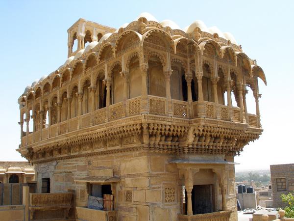 Salim Singh Ki Haveli Jaisalmer