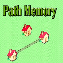 Memory Game: Path Memory