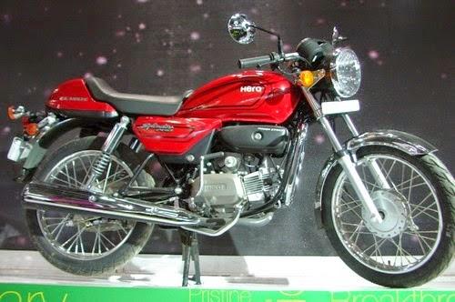 amazing hero motocorp splendor pro classic