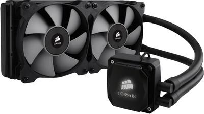 Corsair H100i Cooler