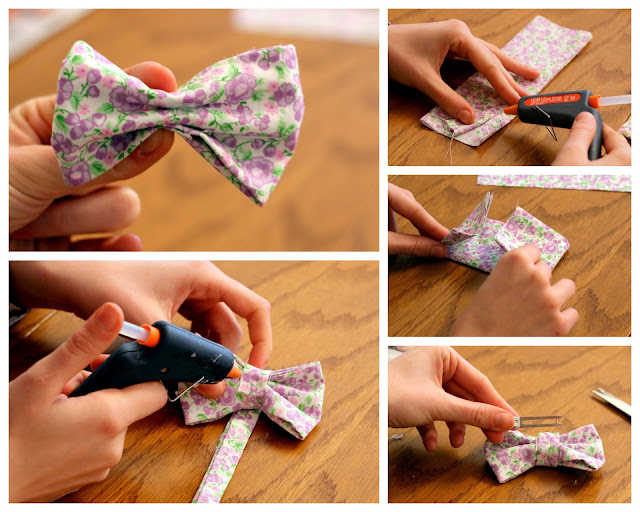 make your own bows for hair
