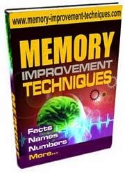 كتاب تقنيات تحسين الذاكرة