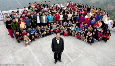 chinese man has 39 wives