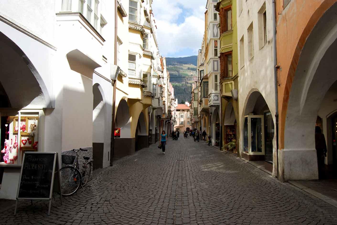 Guide turistiche bressanone luciano vivaldo il centro for Hotel a bressanone centro storico