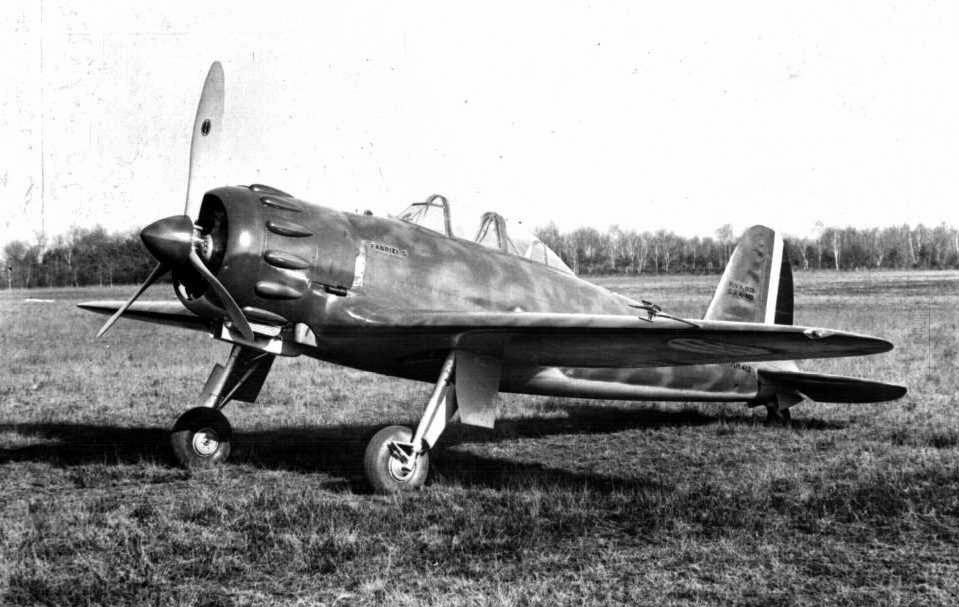 Vizzola Ticino Italy  city photo : Italian Aircraft of WWII: CAPRONI VIZZOLA F.5