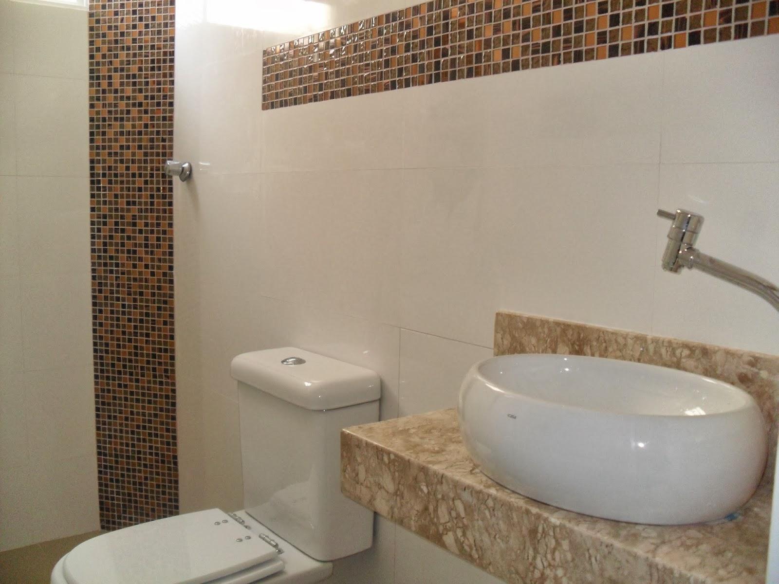 banheiro pastilhas bege 6 Car Tuning #90613B 1600x1200 Banheiro Bancada Bege Bahia
