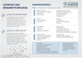 Licenciatura en Nanotecnología II
