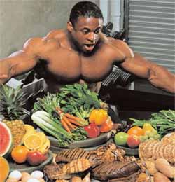 bodybuilder food