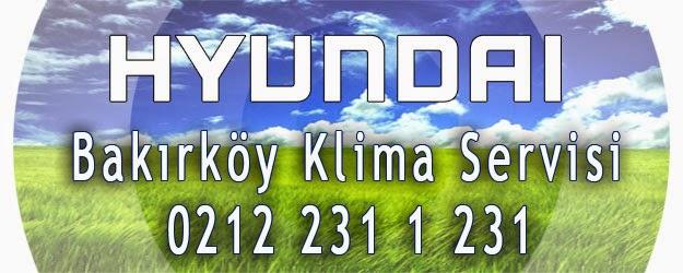 Hyundai Bakırköy Klima Bakımı