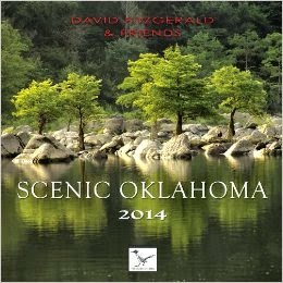Featured Photographer - 2014 Scenic Oklahoma Calendar