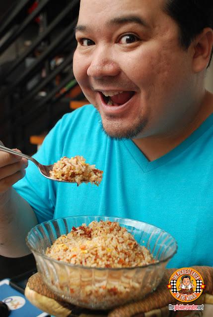 Corned beef rice