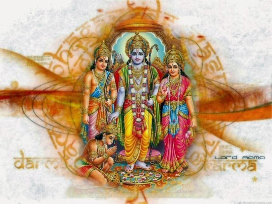 Ram laxman seeta hanuman god lord ramnavmi hd wallpaper
