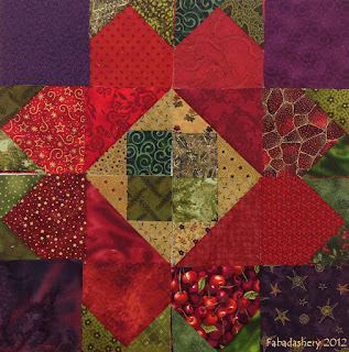 Bonnie Hunter's Mystery Quilt - Easy Street Part 5