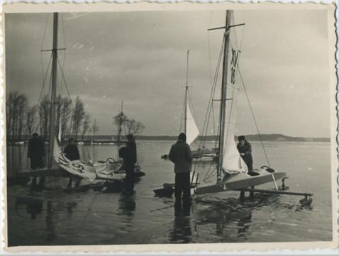 Ice Boats