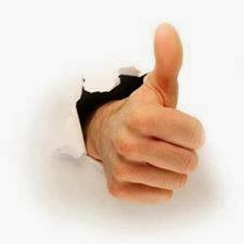Thumbs up - photo